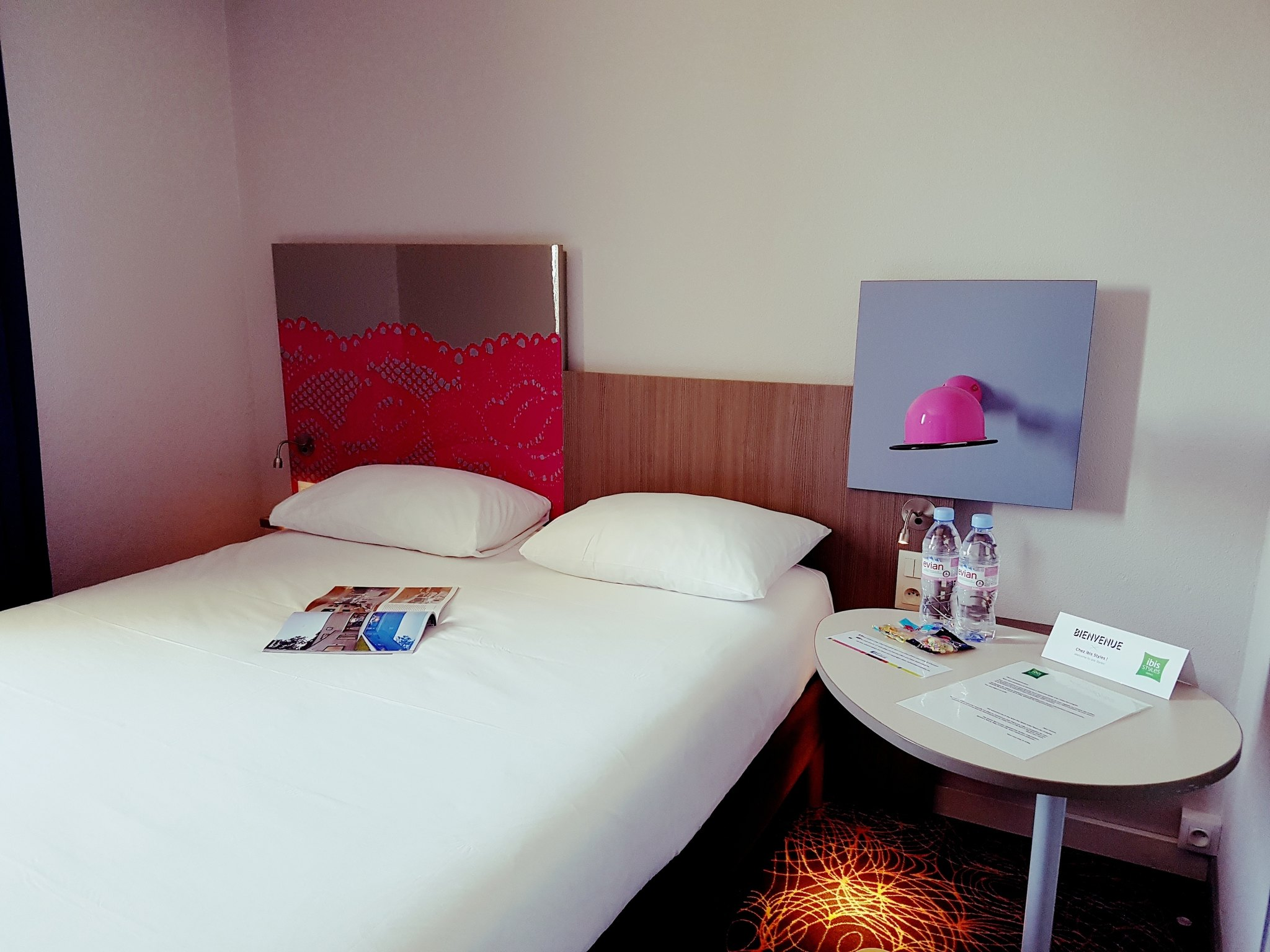 ... Zimmer   Ibis Styles Arles Palais Des Congrès ...