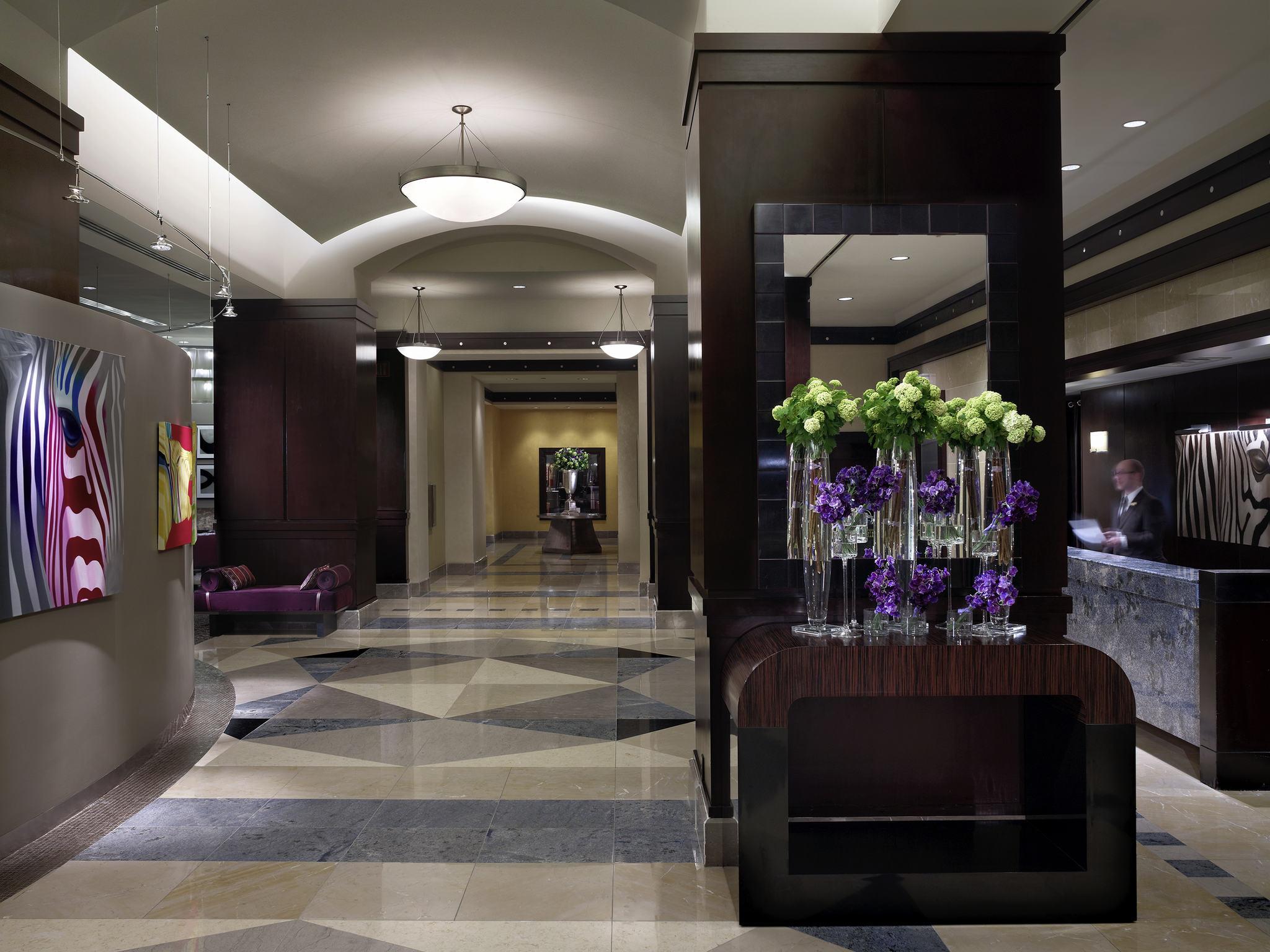 Отель — Sofitel Филадельфия