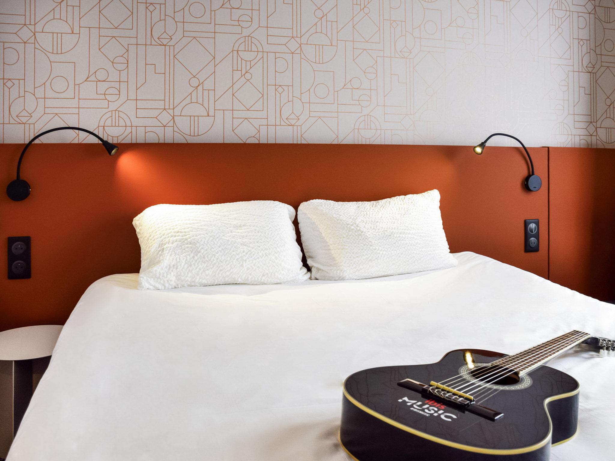 Отель — ibis Rodez Centre