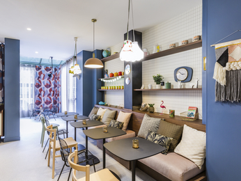All Seasons Paris Gare de l'Est TGV
