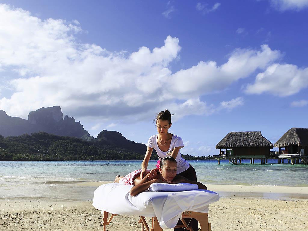 Luxury Hotel Nunue Sofitel Bora Bora Private Island