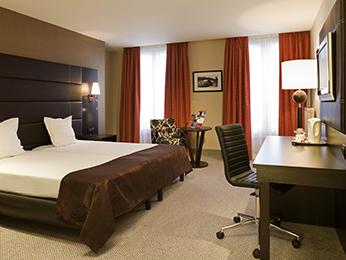 Hôtel Mercure Paris Terminus Nord