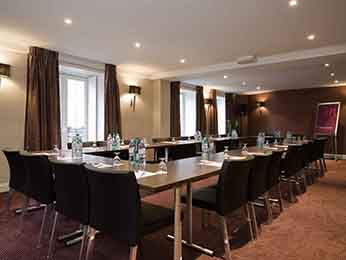 Meetings - Mercure Paris Terminus Nord Hotel