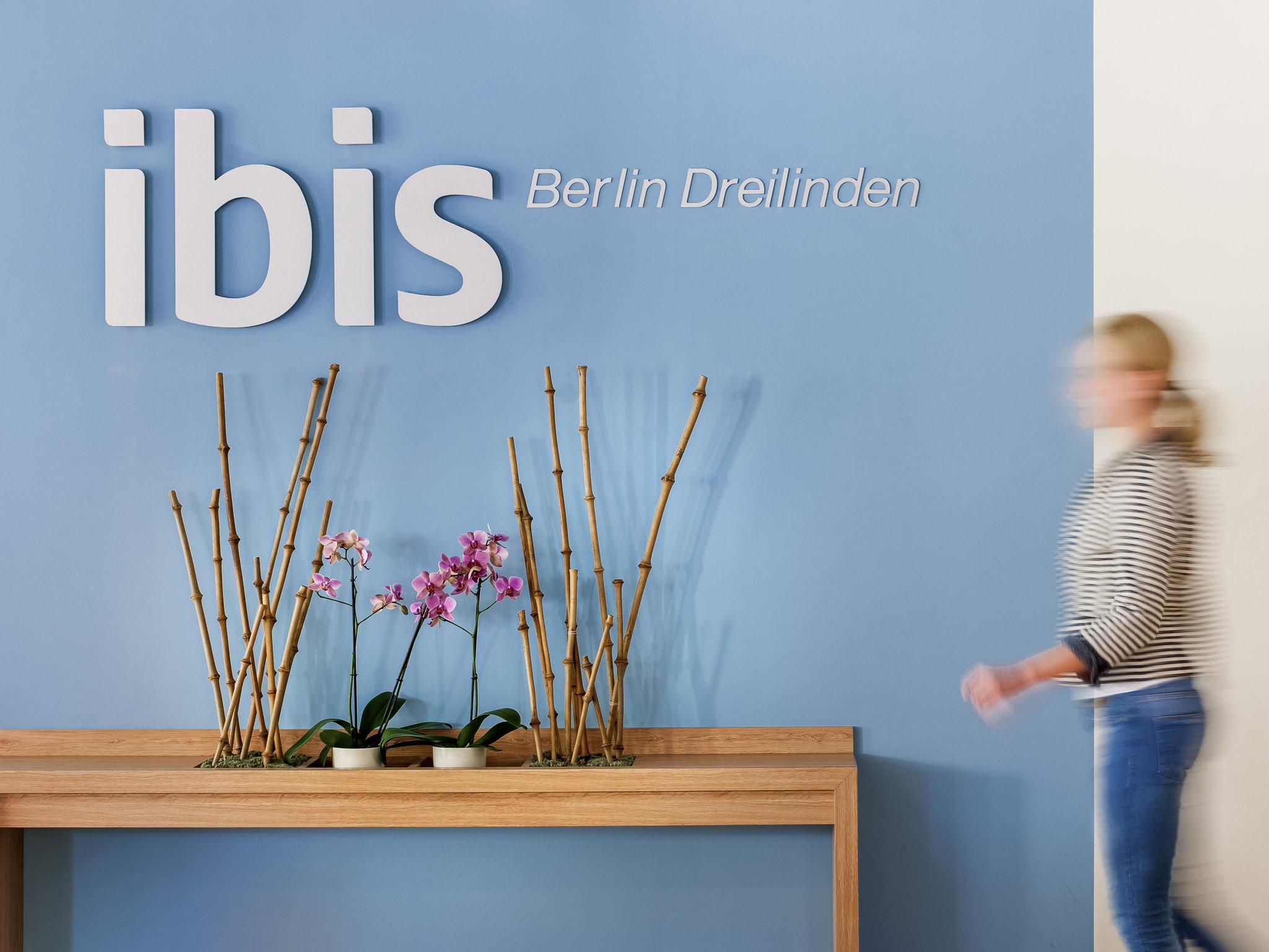 Отель — ibis Berlin Dreilinden