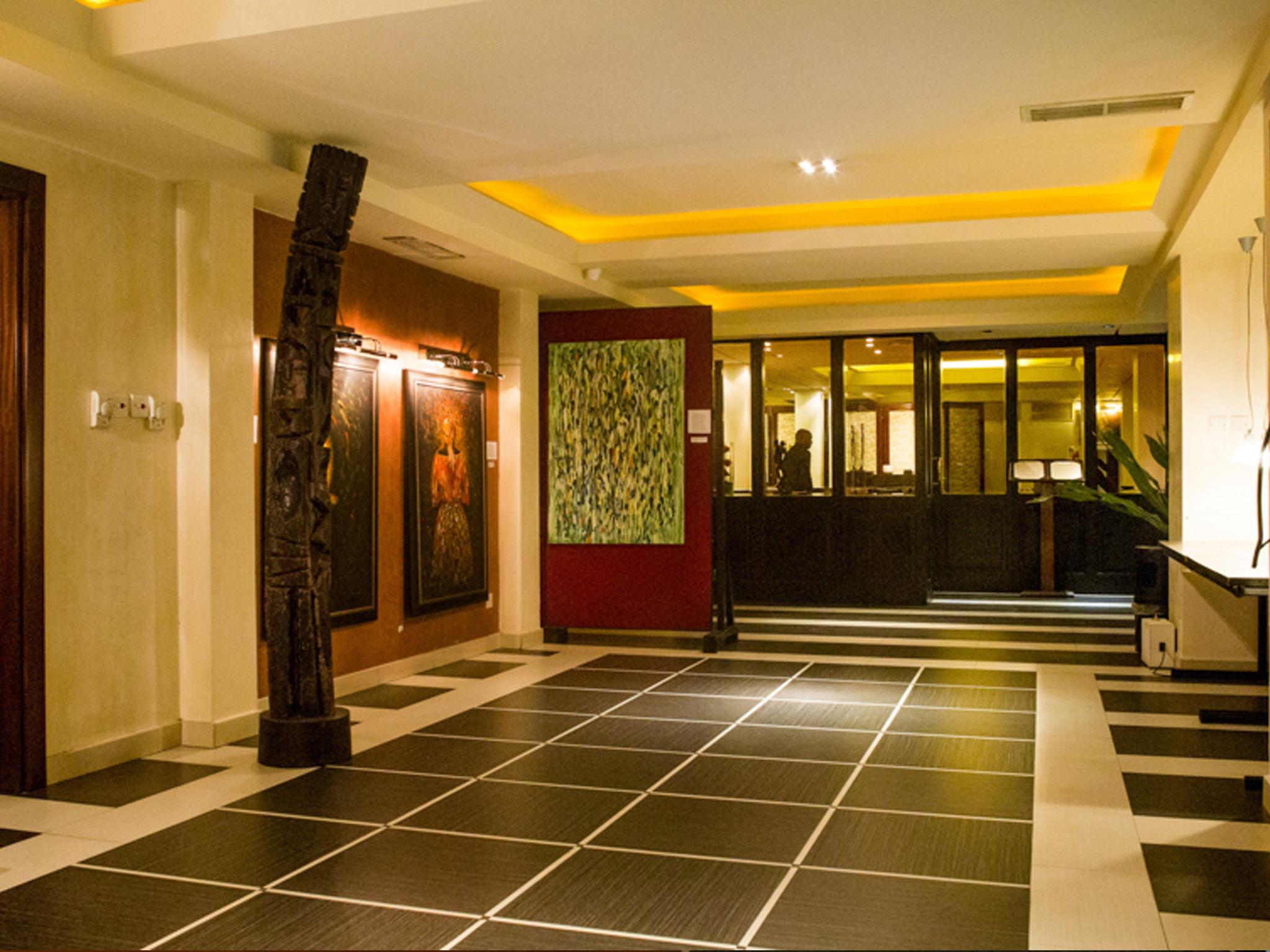 Отель — Hotel Moorhouse Ikoyi Lagos - MGallery by Sofitel (Soon Mercure)