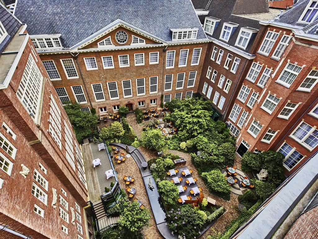 Hotel de luxe amsterdam sofitel legend the grand amsterdam - Restaurant le garde manger le havre ...