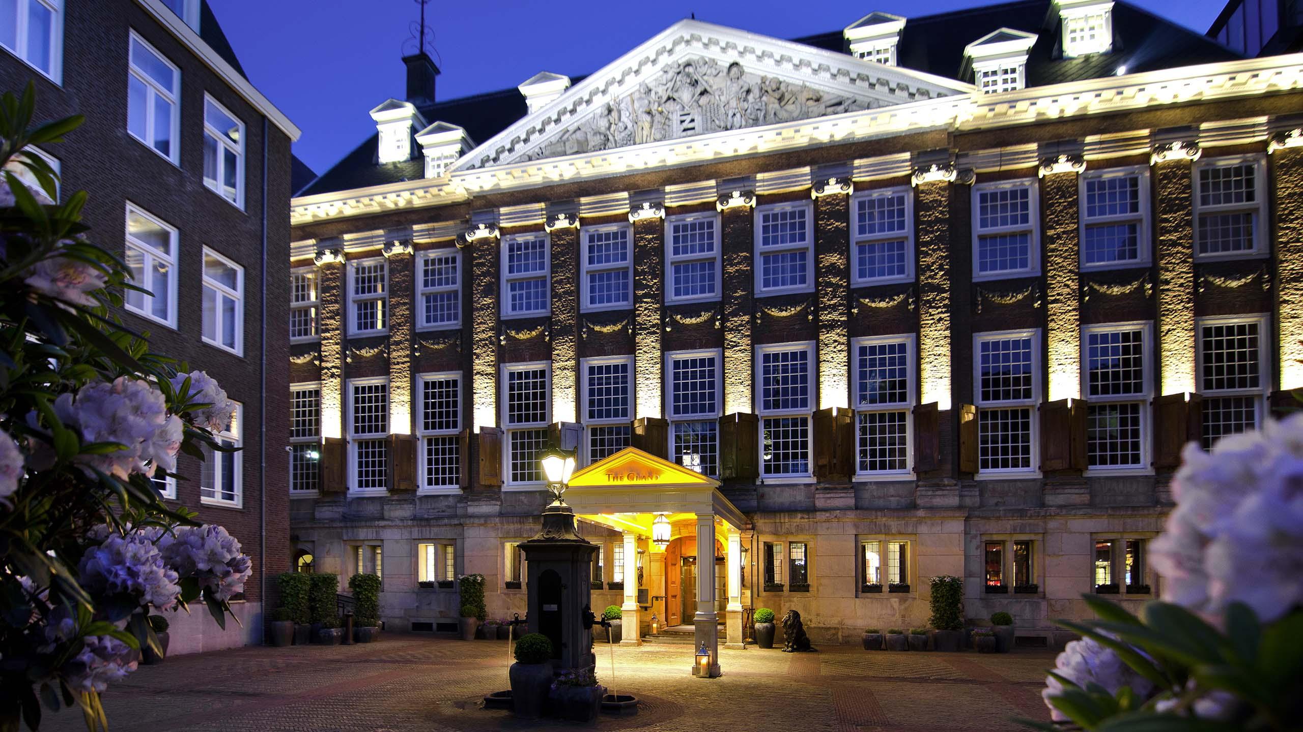 Luxushotel Amsterdam Sofitel Legend The Grand Amsterdam