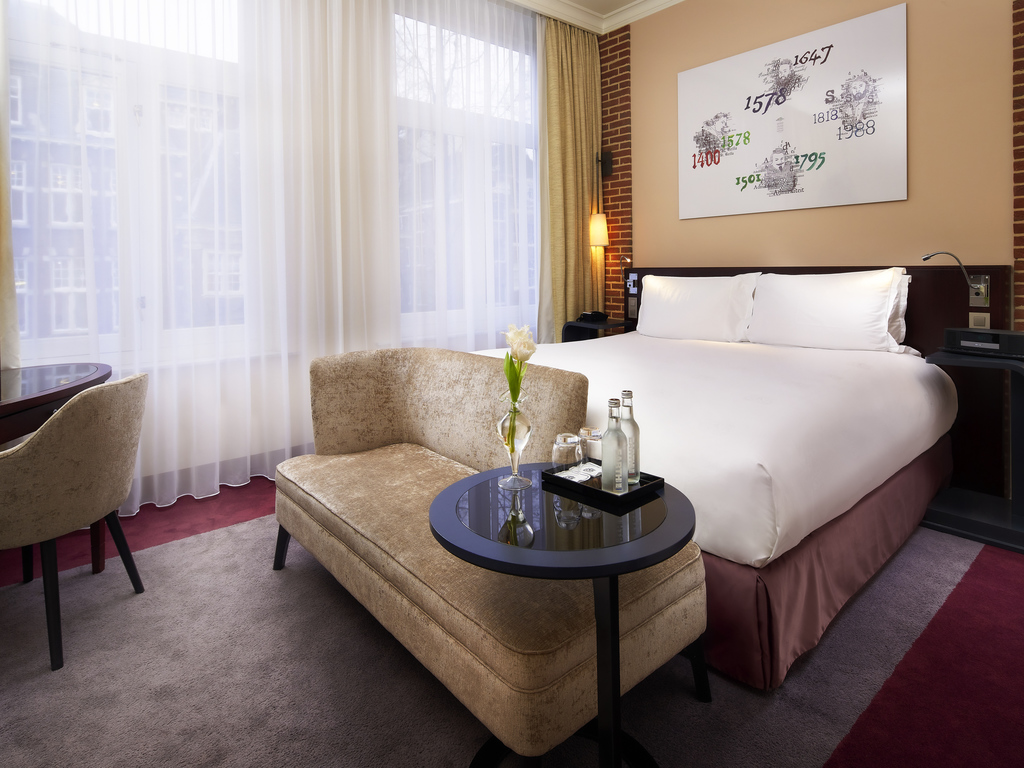 Luxury 5 Star Hotel Amsterdam Sofitel Legend The Grand All