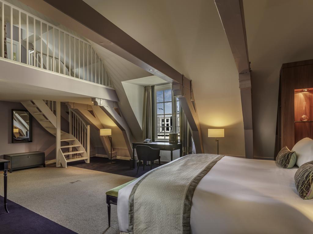 Luxurioses 5 Sterne Hotel In Amsterdam Sofitel Legend The Grand All