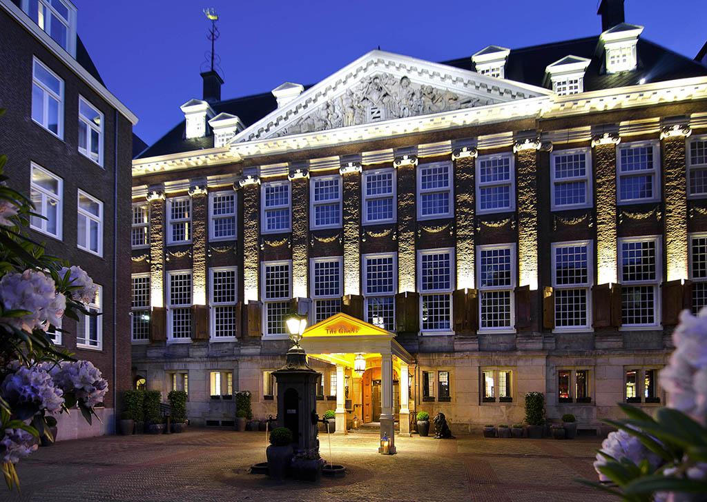 Luxury hotel amsterdam sofitel legend the grand amsterdam for Best luxury hotel in amsterdam