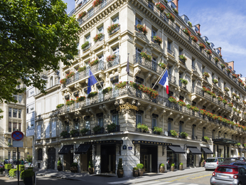 Отель Baltimore Париж