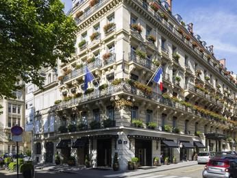 巴黎巴尔的摩酒店