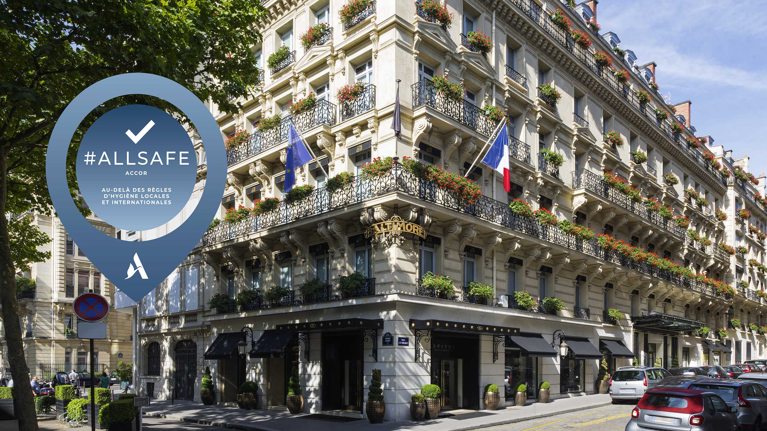 Incroyable Hotel De Luxe PARIS U2013 Sofitel Paris Baltimore Tour Eiffel