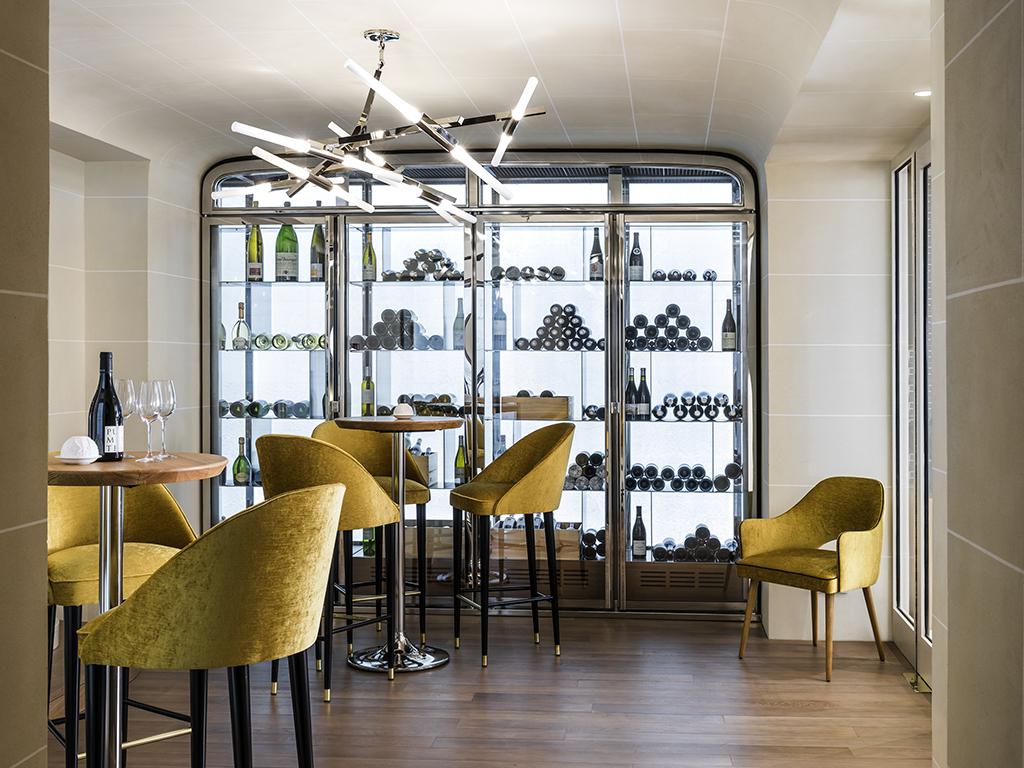 Hotel de luxe paris sofitel paris baltimore tour eiffel - Sofitel paris porte de sevres ...
