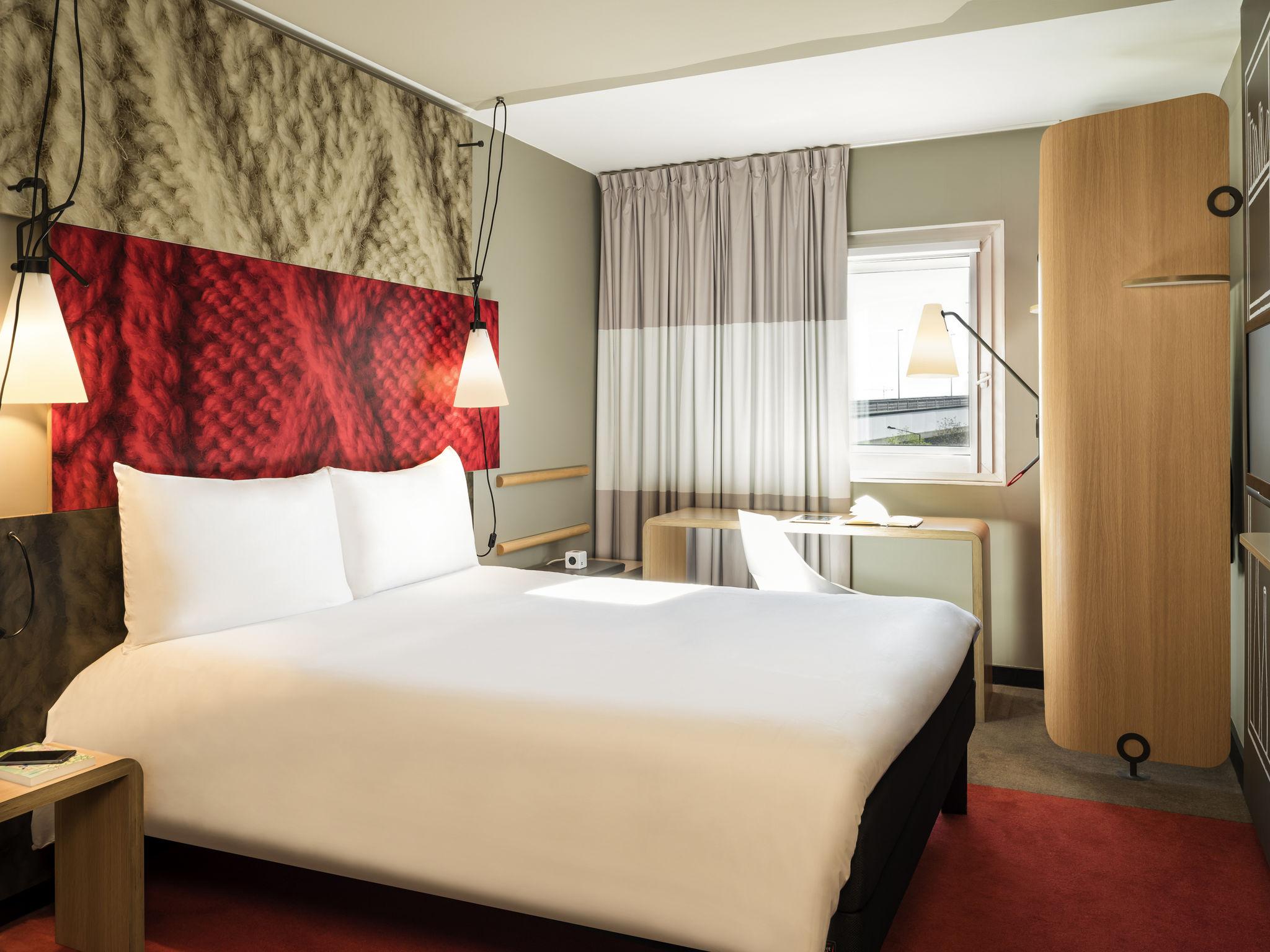 Hotel – ibis Saint Denis Stade Sud