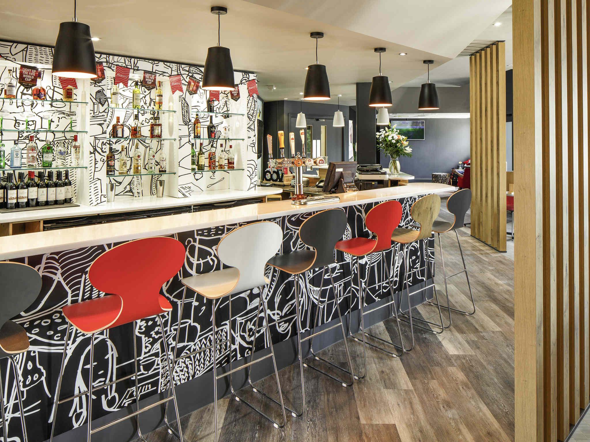 Отель — ibis Ковентри Центр