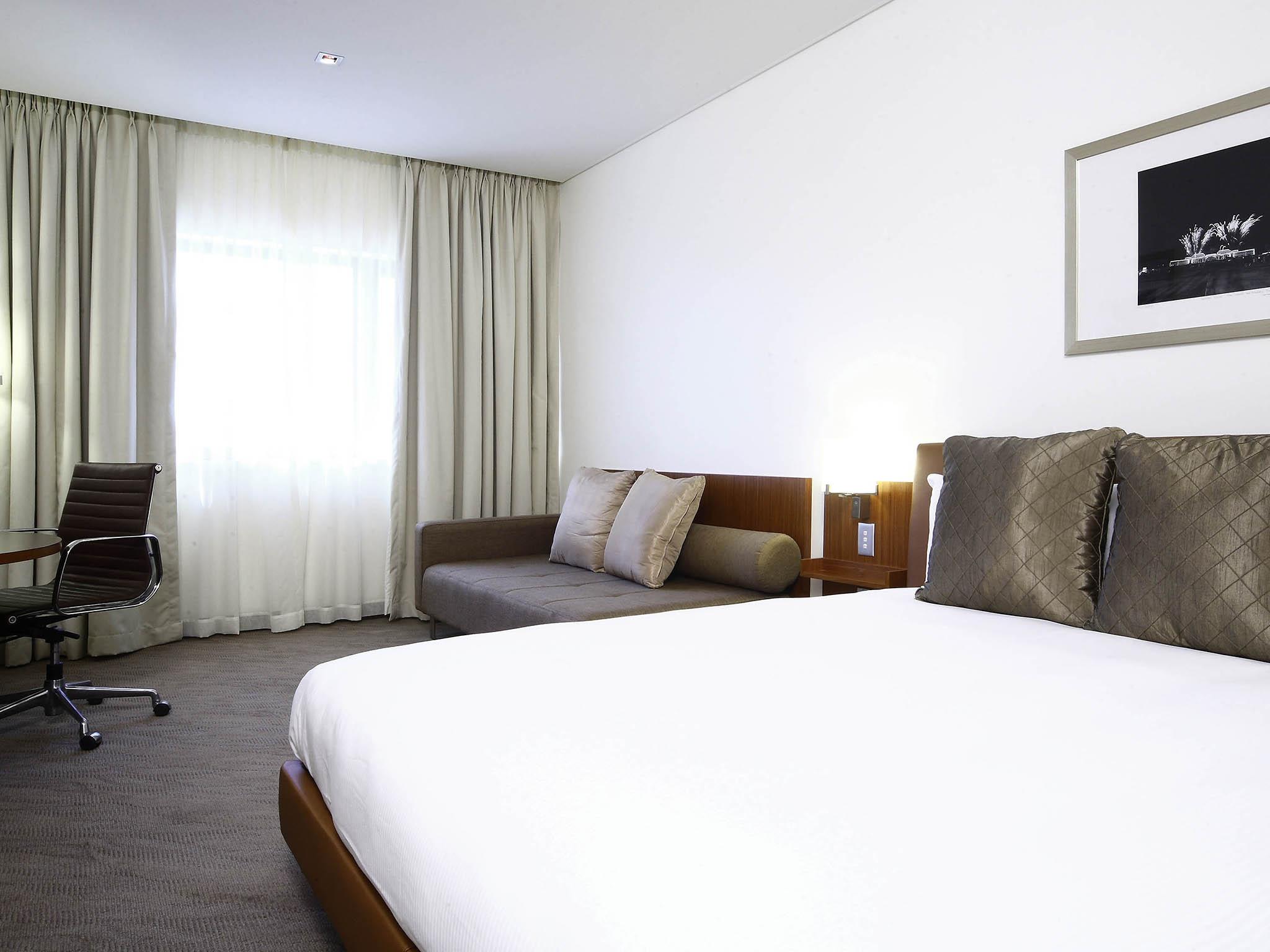 โรงแรม – Novotel Canberra