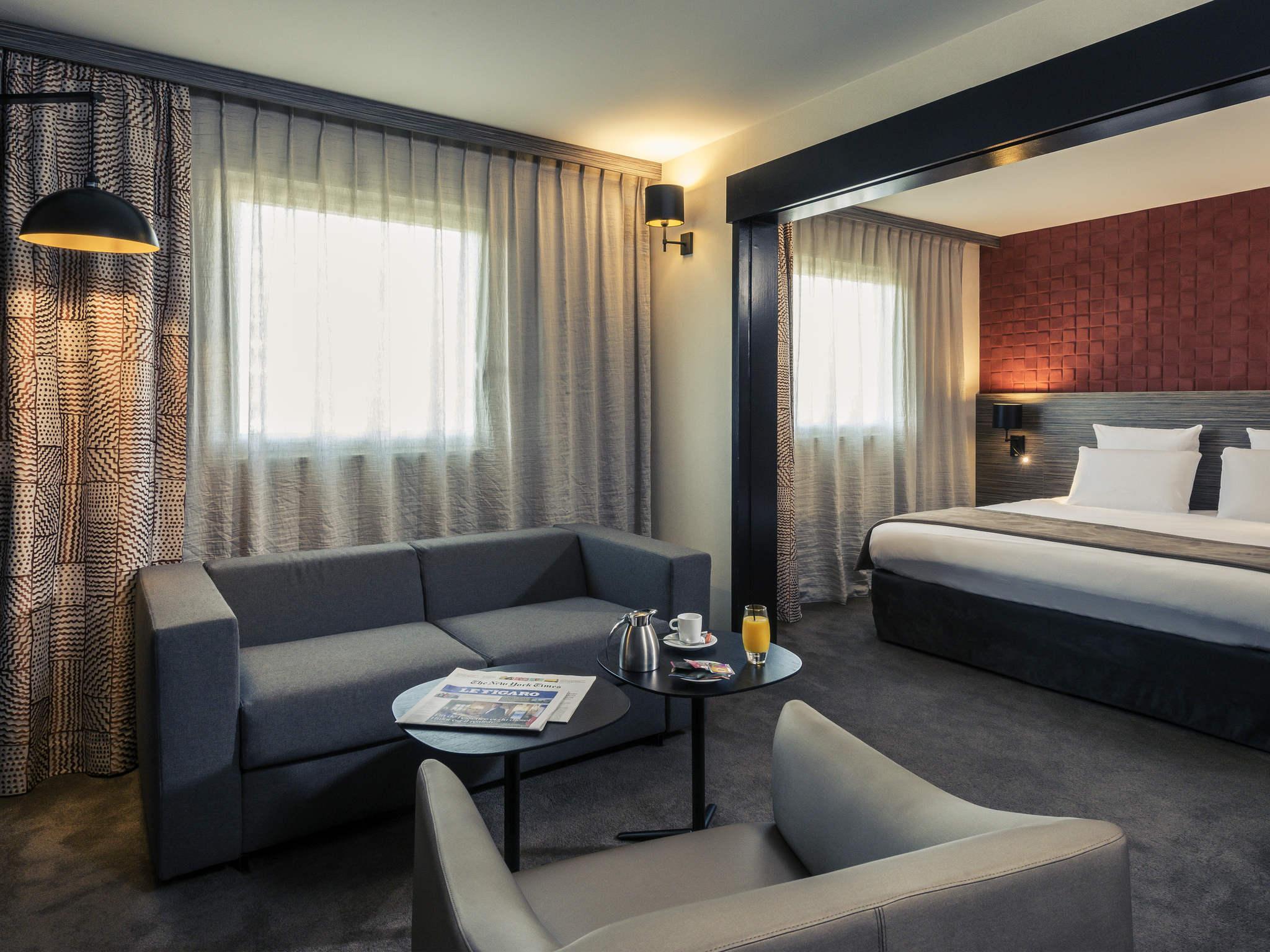 Hotel Paris Porte Pantin