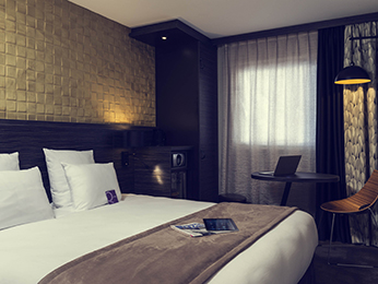 Rooms - Mercure Paris Porte de Pantin Hotel