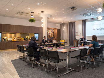 Meetings - Mercure Paris Porte de Pantin Hotel