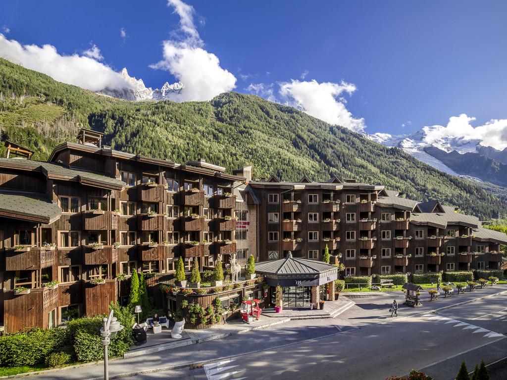 La cordee chamonix mont blanc restaurants by accorhotels for Hotels chamonix