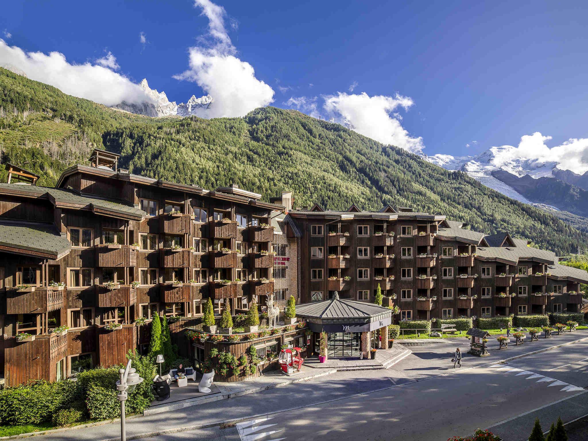 Hotel – Hôtel Mercure Chamonix Centre