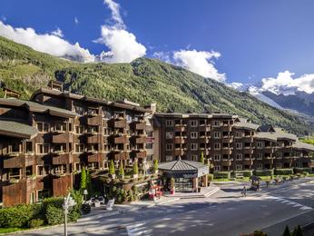 Hôtel mercure chamonix centre à Chamonix mont blanc