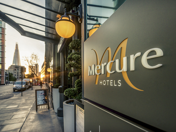 Reiseziel - Mercure London Bridge