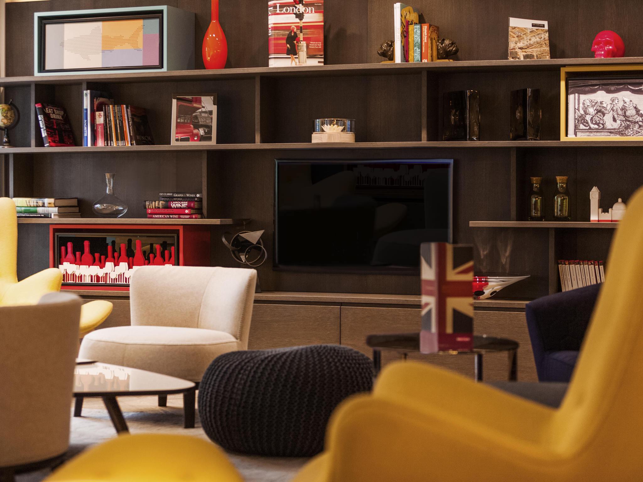 โรงแรม – เมอร์เคียว ลอนดอน บริดจ์