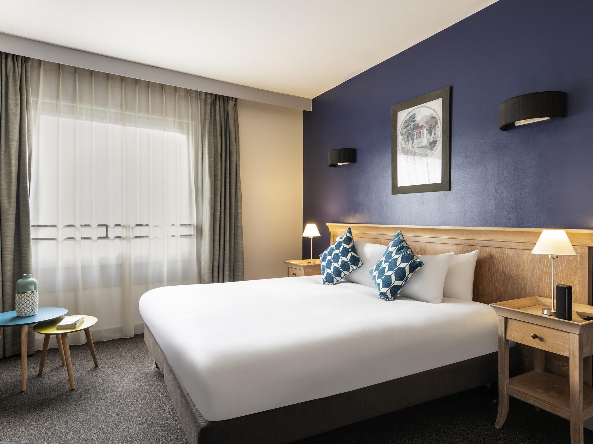 Hotell – Lägenhetshotellet Adagio La Defense Esplanade