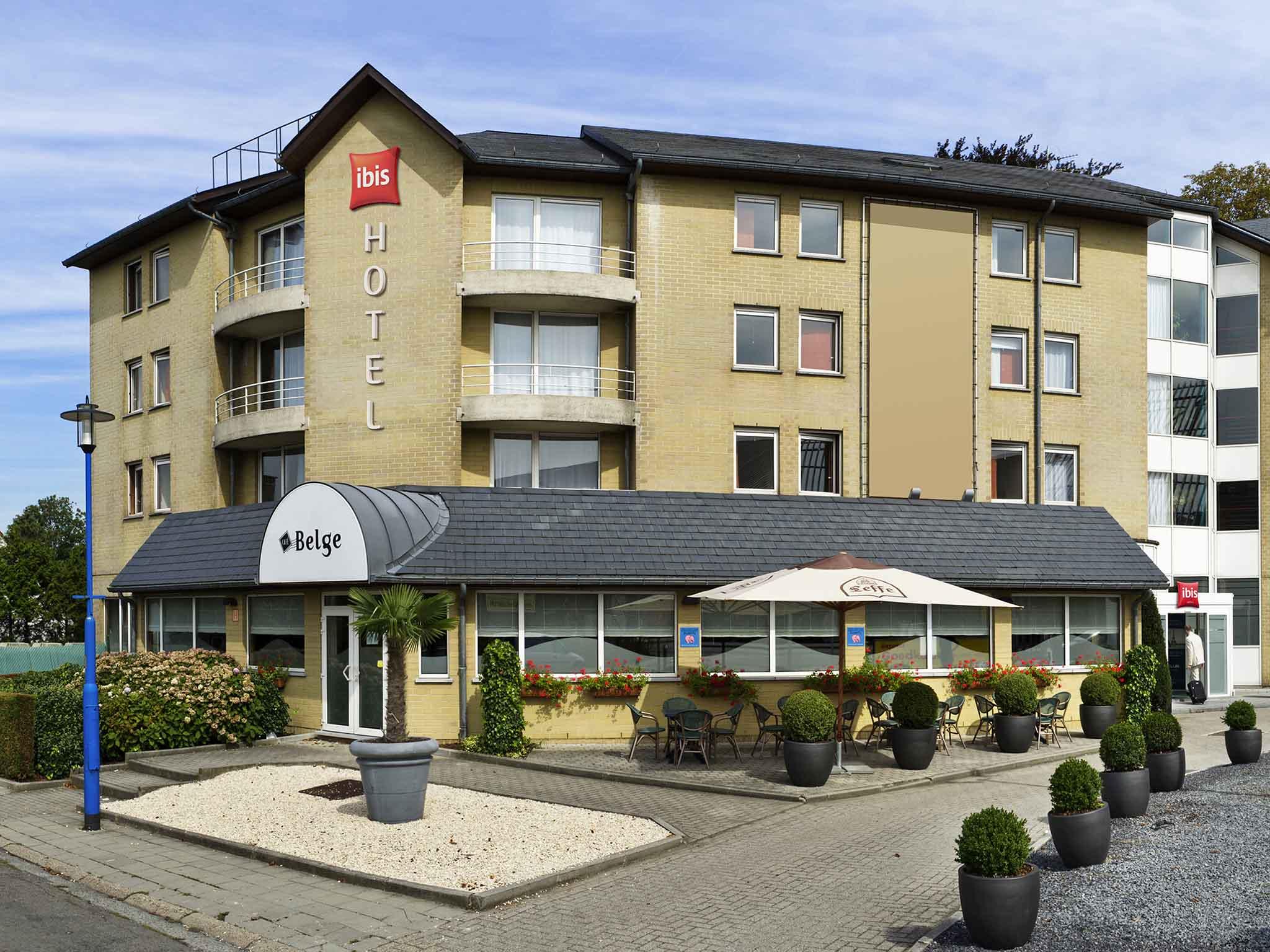 Hotell – ibis Brussels Expo Atomium