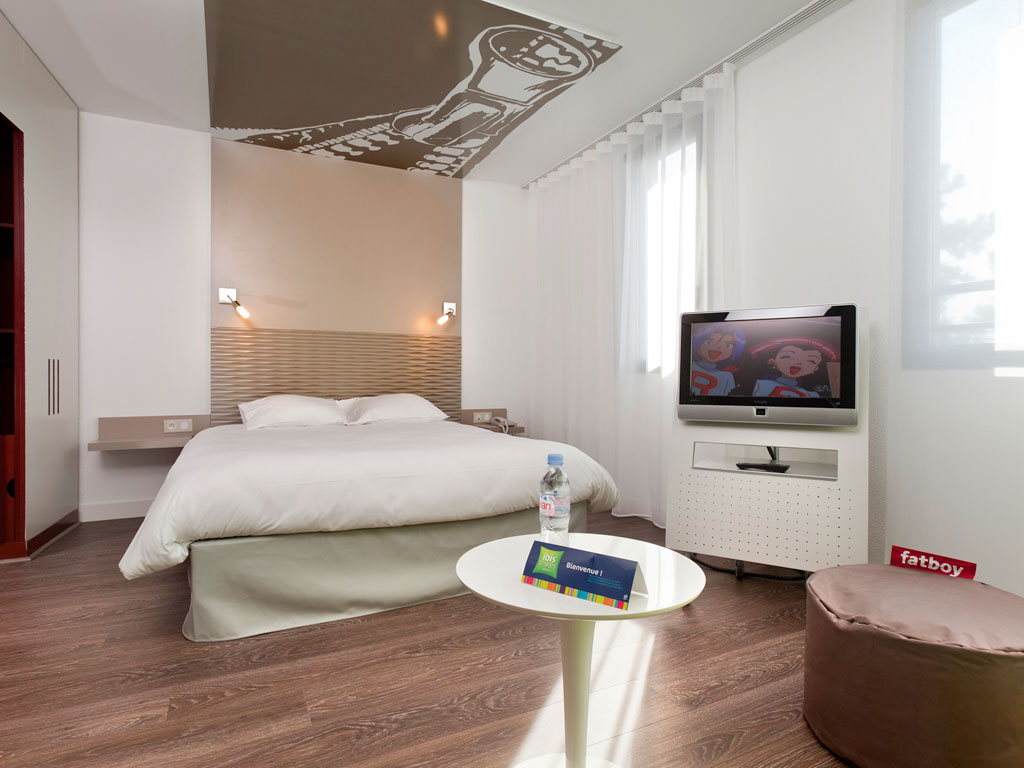 ibis Styles Lille Airport