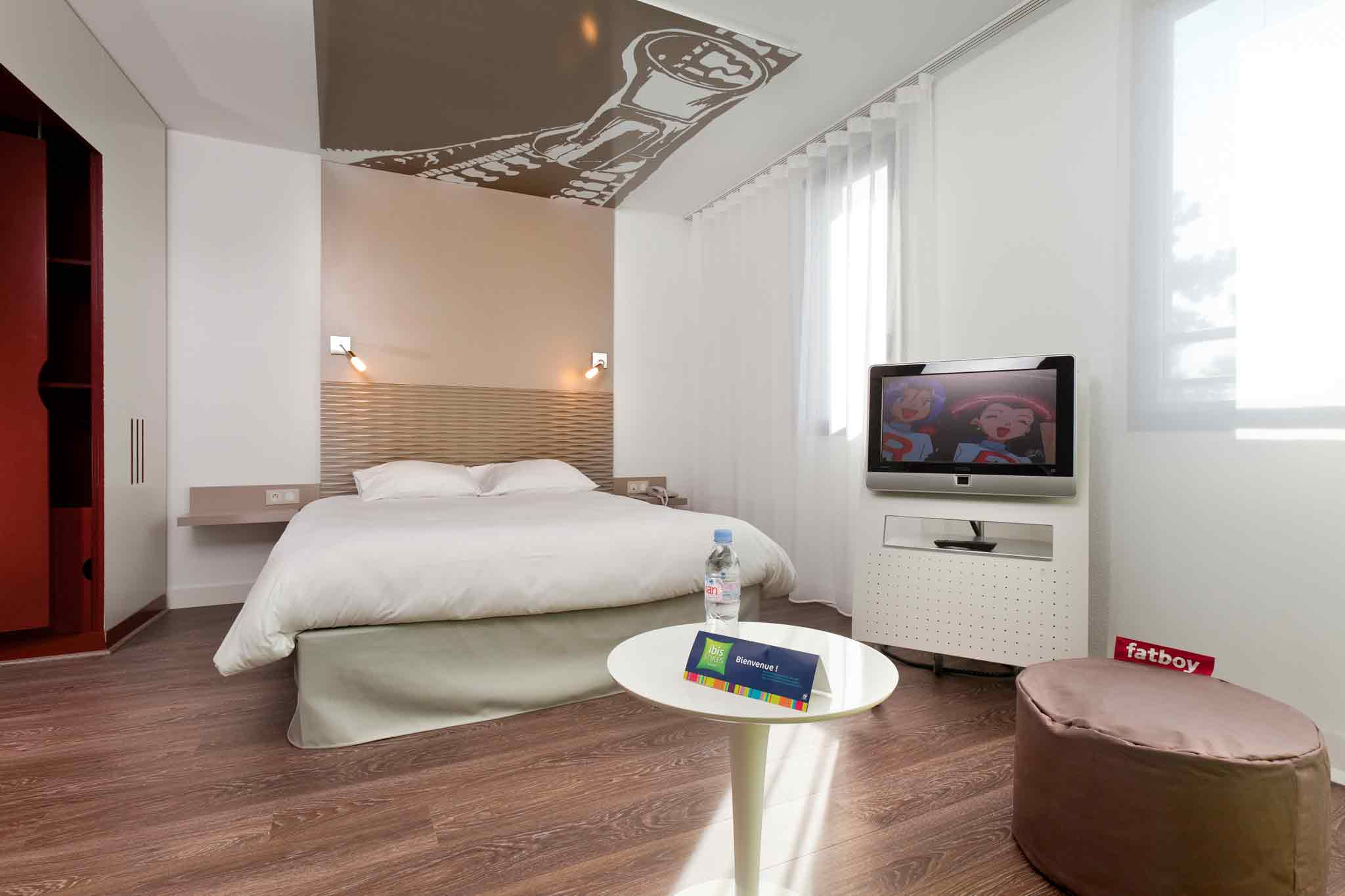 Отель — ibis Styles Лилль Аэропорт