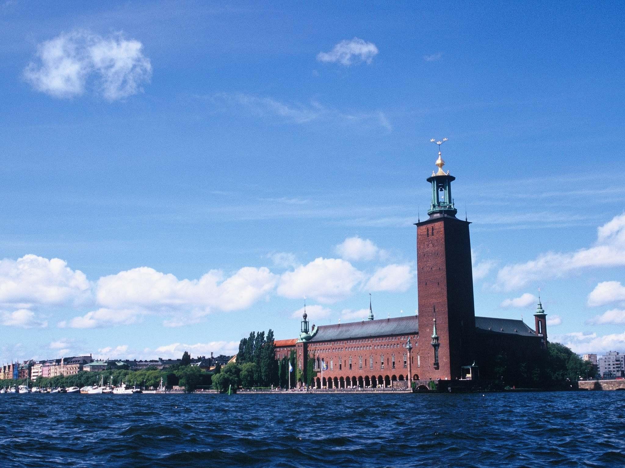 Hôtel - ibis Stockholm Spanga