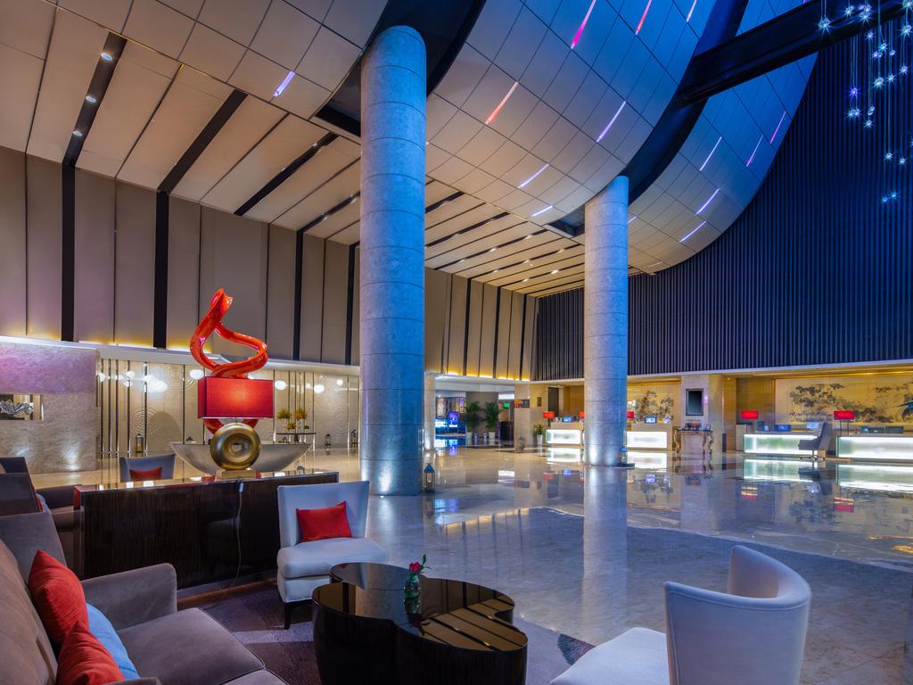 luxury hotel jinan – sofitel jinan silver plaza