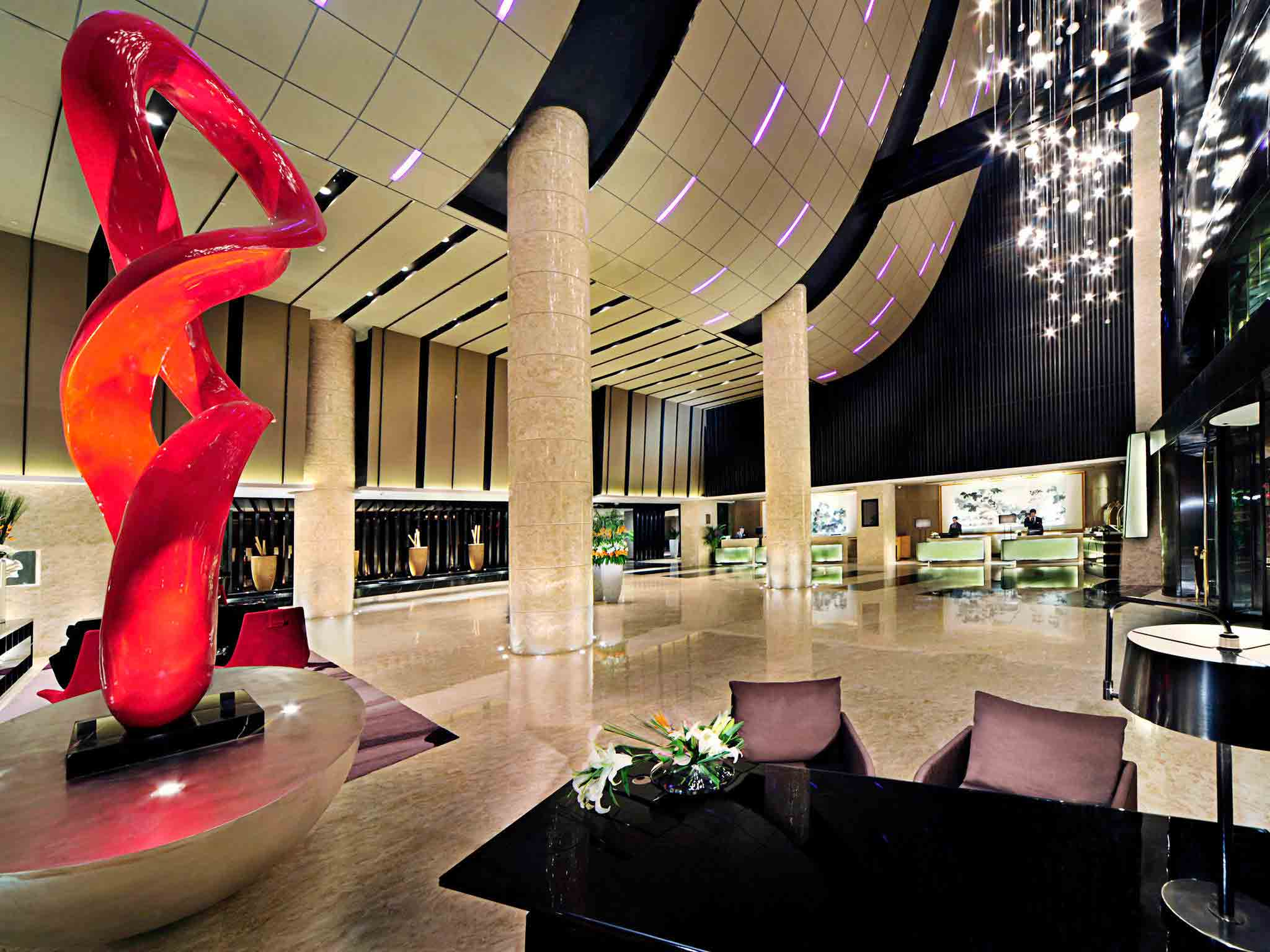 Otel – Sofitel Jinan Silver Plaza