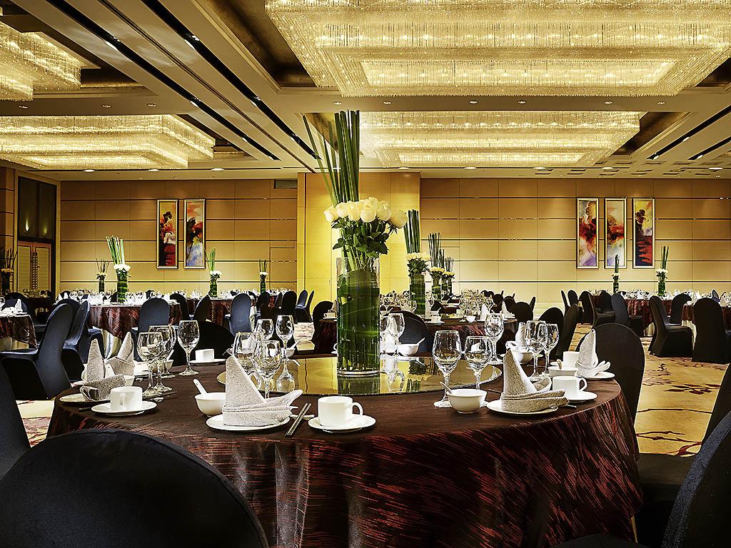 Hotel di lusso a jinan – sofitel jinan silver plaza