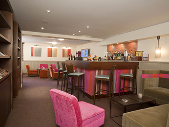 Bar - Hotel Mercure Deauville Centre