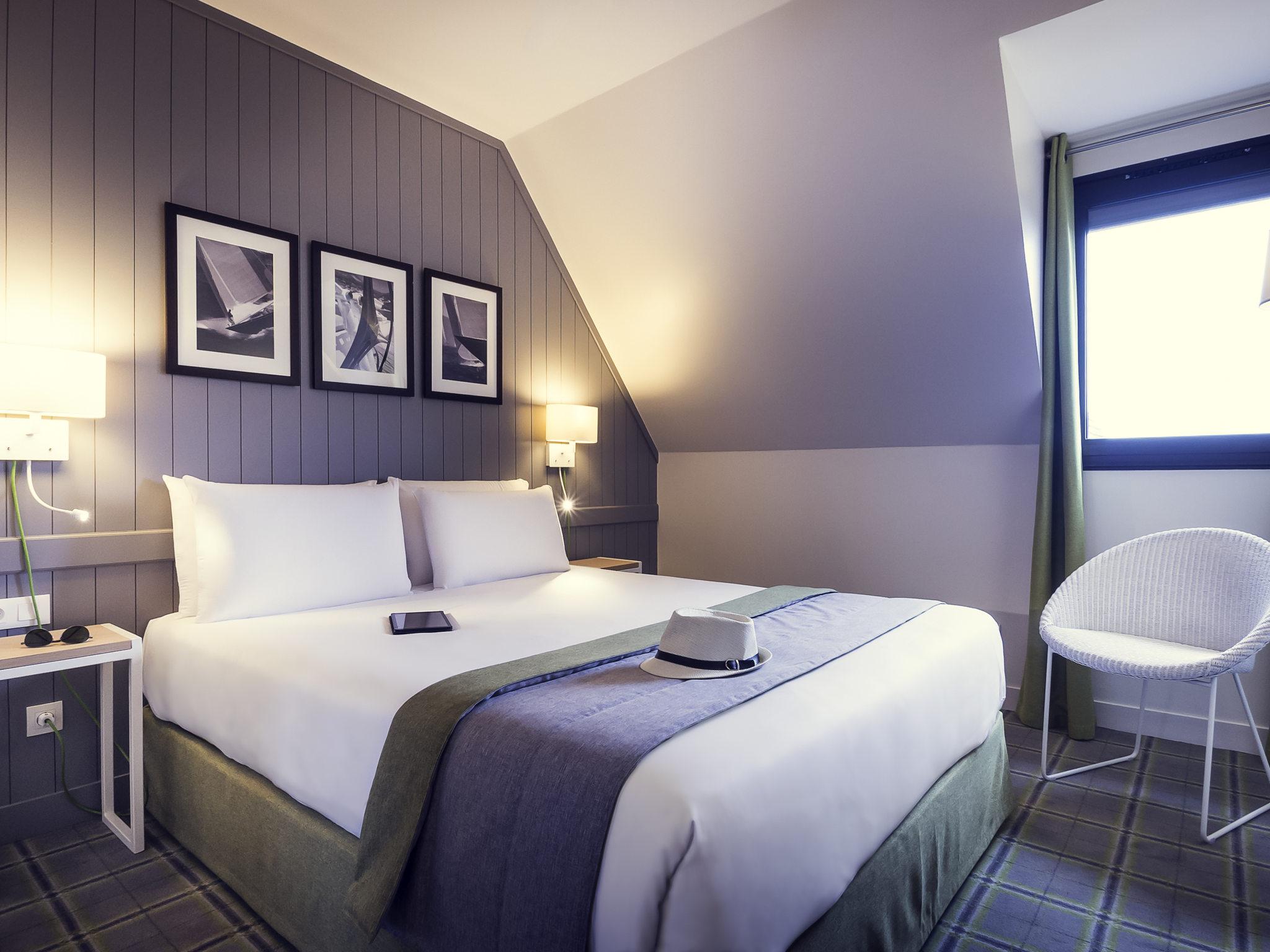Отель — Hôtel Mercure Deauville Centre