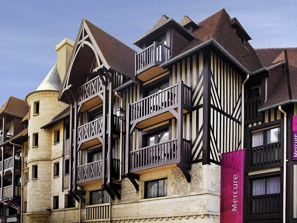 Mercure hotel deauville