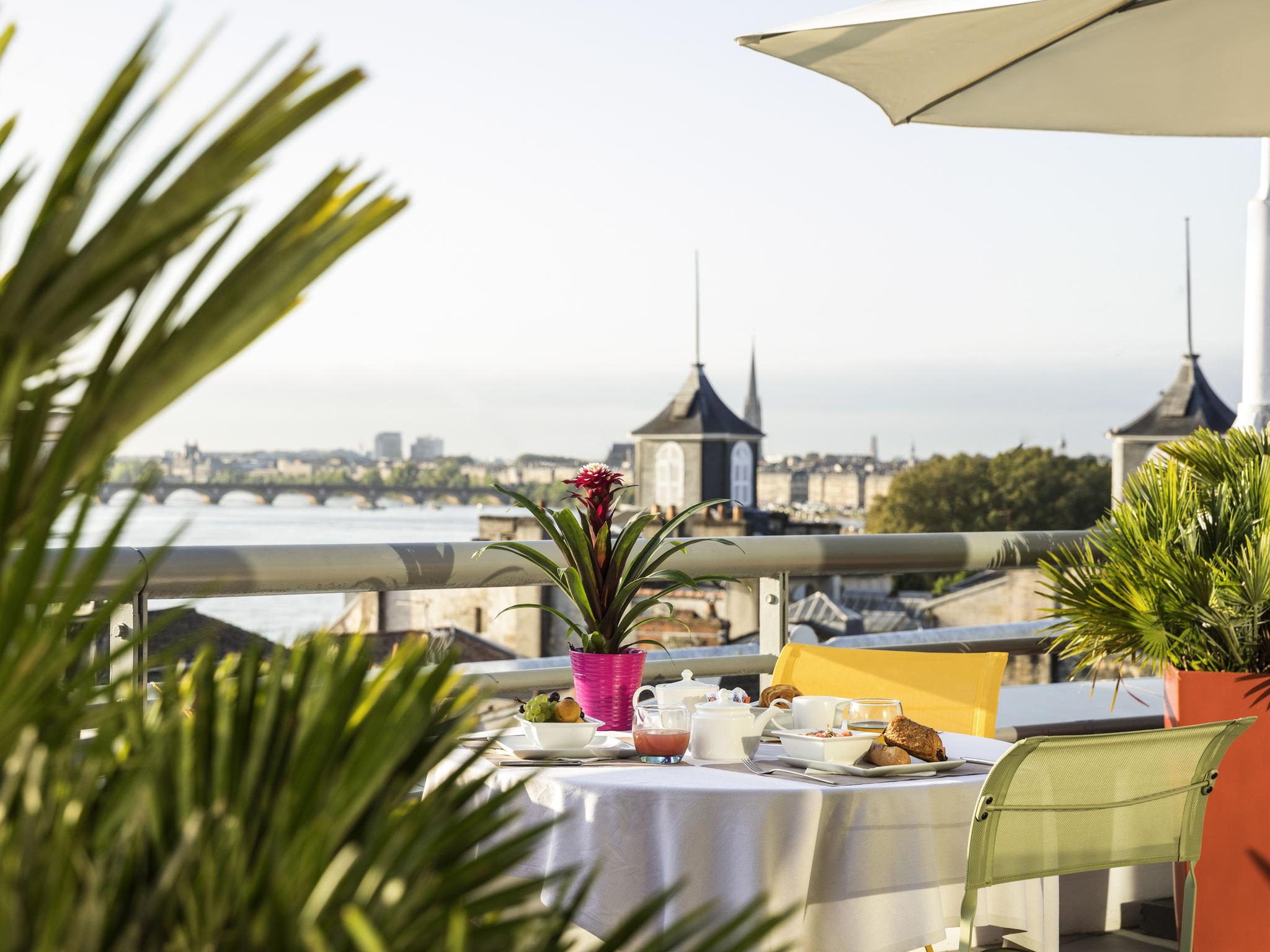 Hôtel - Hôtel Mercure Bordeaux Cité Mondiale Centre-Ville