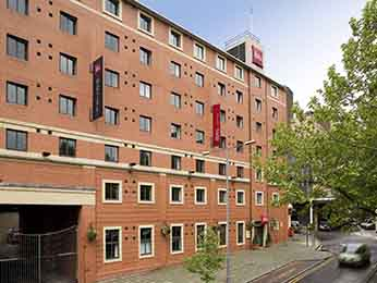 Otel - ibis Sheffield City