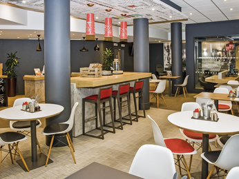 Restaurante - ibis Sheffield City