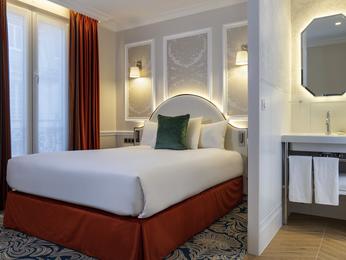 Hôtel Mercure Paris La Sorbonne Saint-Germain-des-Prés