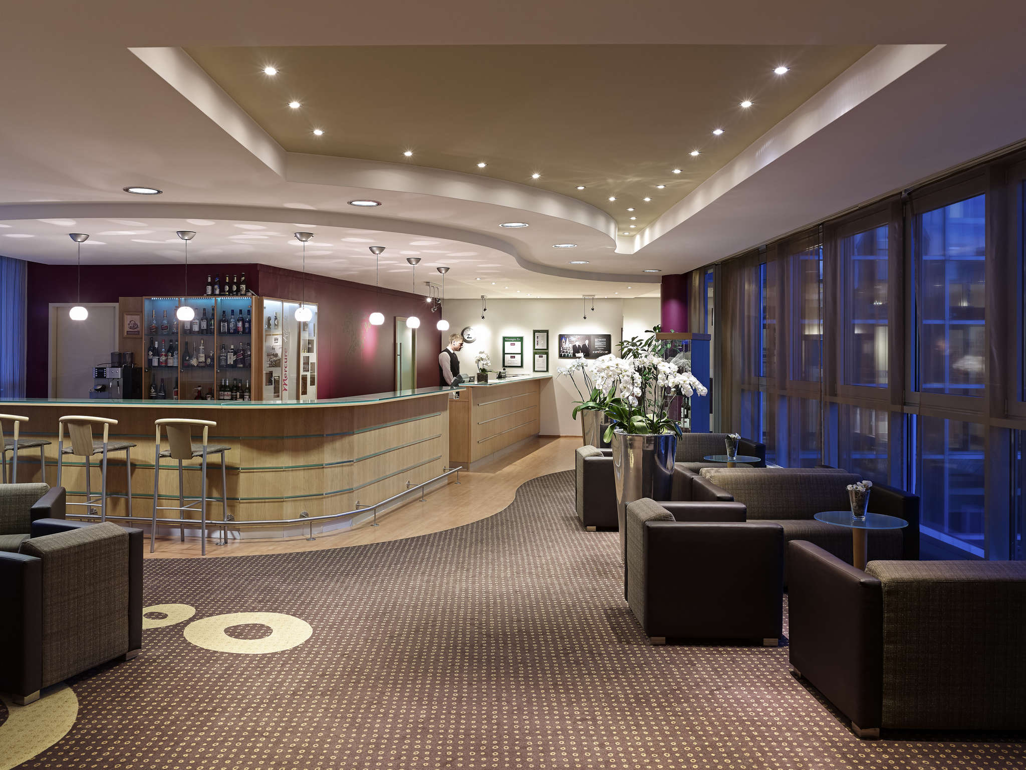فندق - Mercure Hotel Dortmund City