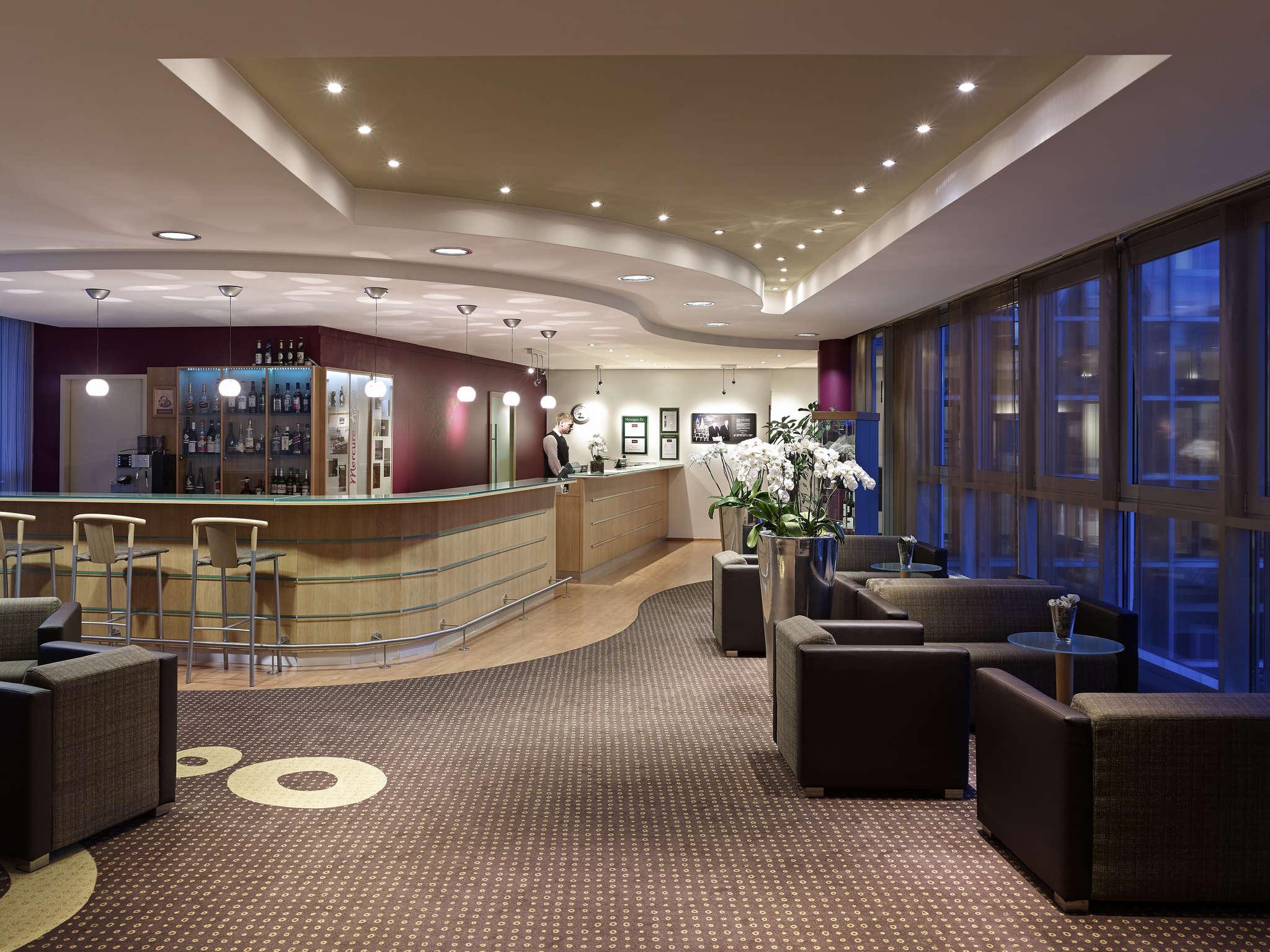 โรงแรม – Mercure Hotel Dortmund City