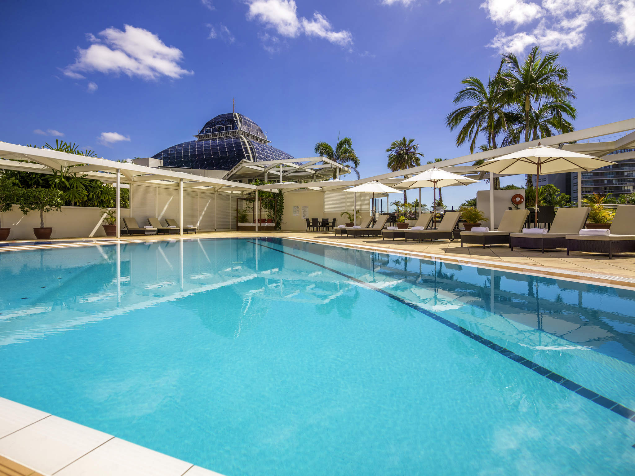 Hotell – Pullman Reef Hotel Casino