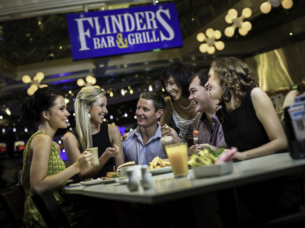 restaurant FLINDERS BAR AND GRILL