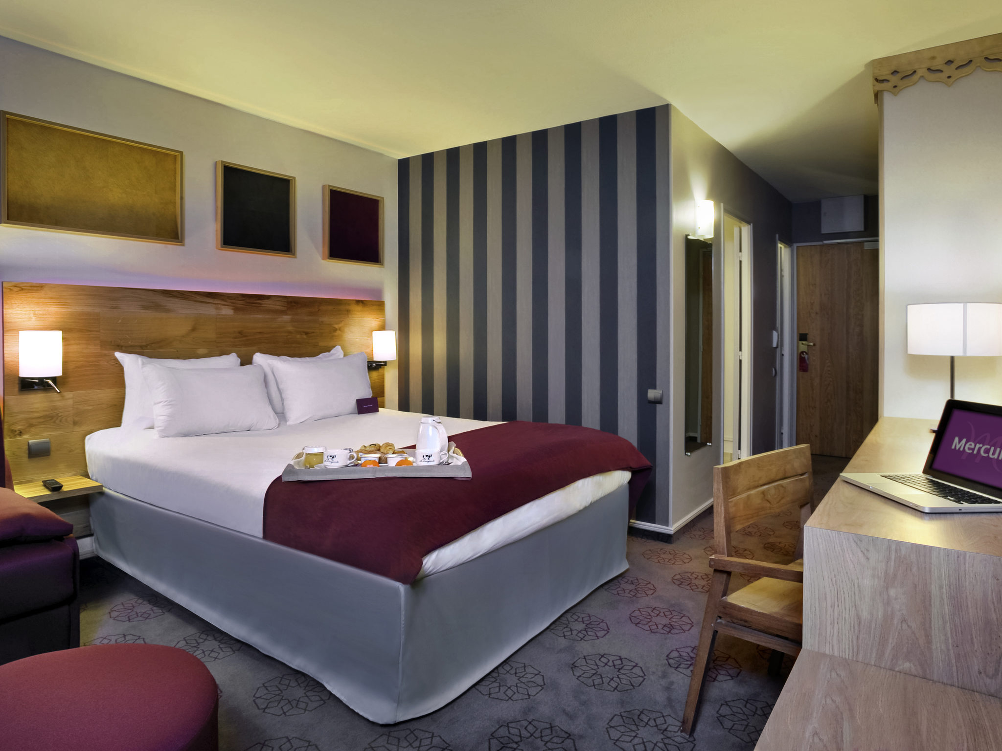 Hotel – Albergo Mercure Saint Lary Sensoria