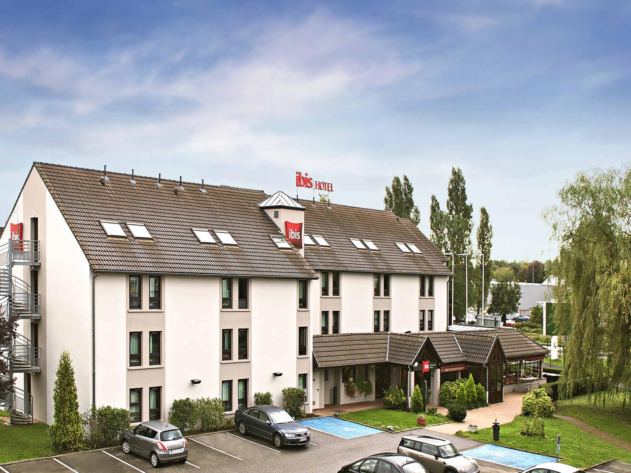 Hotell – ibis Strasbourg Sud La Vigie